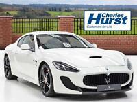 Maserati GranTurismo MC STRADALE (white) 2015-05-22