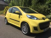 PEUGEOT 107 URBAN LOW MILEAGE FULL MOT NO ADVISORIES ONLY £20 TAX