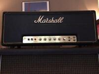Vintage 1970 Marshall Super Lead 100 Watt Amplifier