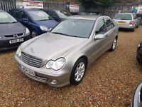 2004 Mercedes-Benz C Class C200 CDI Classic SE with Full service history