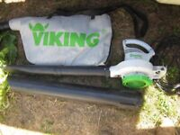 LEAF BLOWER AND VACUUME