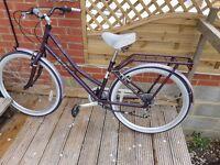 Very Nice Ladies Pendleton Blossomby Hybrid/City Bicyle