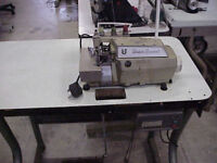 Industrial Union Special 3 thread overlocker, complete and working