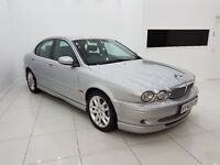 JAGUAR X-TYPE 2.5 V6 Sport (AWD) 4dr - 12 MONTH MOT - ARDEN EDITION VERY RARE - £0 DEPOSIT FINANCE