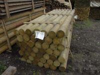 Timber pole 150mmx3.6m