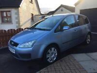 Ford C max 1.6 Immaculate best available