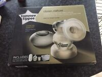 Electric Tommee tipped breast pump