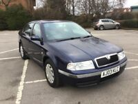 CANNOT BE BEATEN FOR RELIABILITY 03 SKODA OCTAVIA 1-9TDI, GREAT DRIVER, NICE, £695 PART-EX'S, CARDS