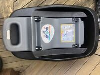 Isofix FamilyFix Base together with Maxi Cosi Pearl car seat Group 1