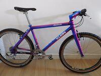klein attitude retro mountain bike