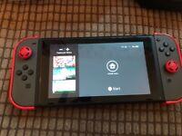 BARGING Nintendo switch