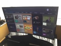 "Samsung Curved full HD SMART LED TV 48"""