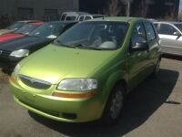 2004 Suzuki SWIFT + -