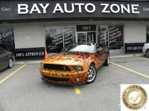 2009 Ford Mustang Shelby GT500 STV