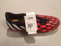 BRAND New - Rugby Boots - adidas - great for Astro - size 10.5 UK