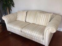 Laura Ashley large 2 seater Gloucester sofa