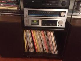 Pioneer Sterio Player and Stand