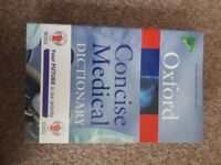 Medical Textbook - Oxford Concise Medical Dictionary