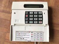Home security alarm SD auto dialer.