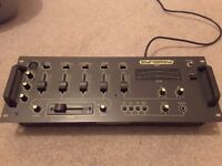 Synergy T2000 3 channel pre amp mixer
