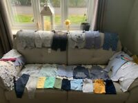 Baby boys clothes age 3-6 months