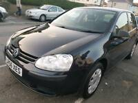 2006(56)VOLKSWAGEN GOLF 1.4 LOW MILEAGE 44K WITH FULL SERVICE HISTORY