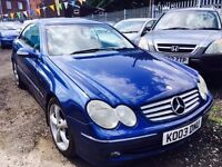 MERCEDES CLK DIESEL AUTOMATIC DRIVE NICE