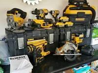 Dewalt 18v cordless kit