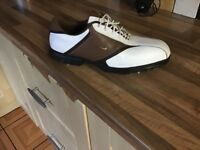 Nike golf shoes size 12 in excellent condition only worn twice