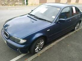 BMW 320D, 2003, 4 DOOR SALOON, GREAT RUNNER