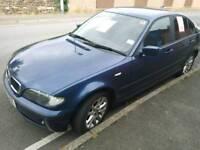 BMW 320D, 2003, 5 DOOR SALOON, GREAT RUNNER