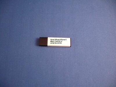 YAMAHA TYROS 2/3/4/5 - MUSIC TOOL Vol. 4 USB Stick 1 4 0 0 REGISTRATIONEN +, używany na sprzedaż  Wysyłka do Poland