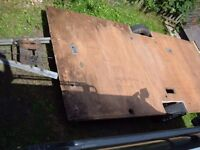 chassis /trailer base