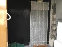 Pair of pretty curtain panels, Please see description.