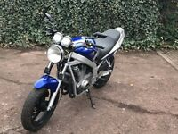 Suzuki GS500 E K2 'A2 LICENSE' ( LOW MILEAGE- FULL SERVICE HISTORY- PX FOR 125CC SUPERMOTO