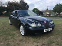 Cheap jaguar s-type automatic £850