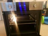 Samsung dual zone electric oven