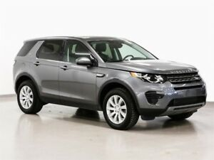 2016 Land Rover Discovery Sport SE @2.9% INTEREST CERTIFIED 6 YE