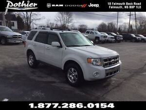 2011 Ford Escape Limited | LEATHER | SUNROOF | HEATED SEATS |