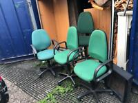 4 Office Chairs in Excellent condition