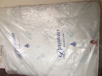 ***BRAND NEW ORTHOPAEDIC MEMORY FOAM DOUBLE MATTRESS - DREAMERS BRAND RRP £699