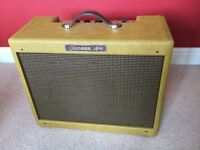 Gartone Bluesman 18 5E3 Tweed Deluxe Guitar Amplifier