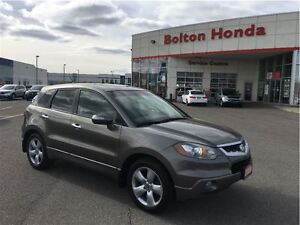2008 Acura RDX Certified and Reconditioned