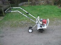Small Light Rotorvator made by Staub Honda engine only 6yrs old