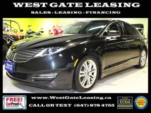 2013 Lincoln MKZ | CAMERA | LEATHER | SUNROOF |