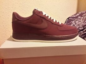 NEW BRAND AIR FORCE 1