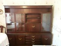 Wall Unit - FREE TO GOOD HOME.