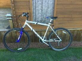 Silverfox Hardass Mountain Bike