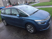 Citroen GRAND C4 PICASSO 7 seater