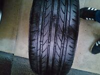 2 tyres 195/50/15 Like new 30pounds